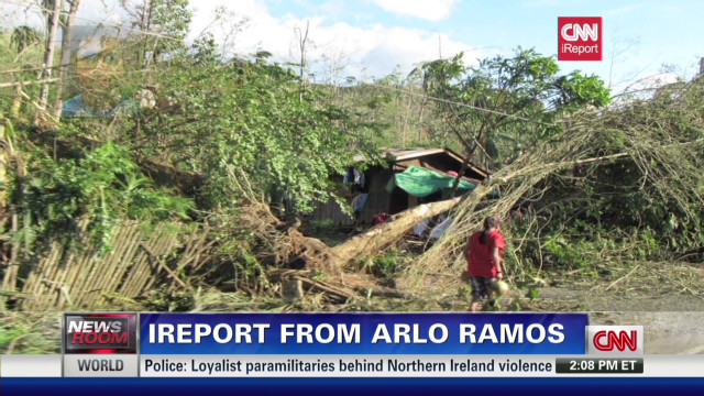 Philippines typhoon kills more than 400