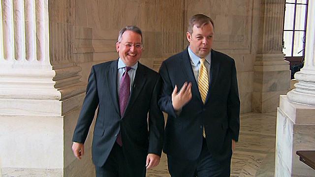 Ex-aides provide window into negotiation
