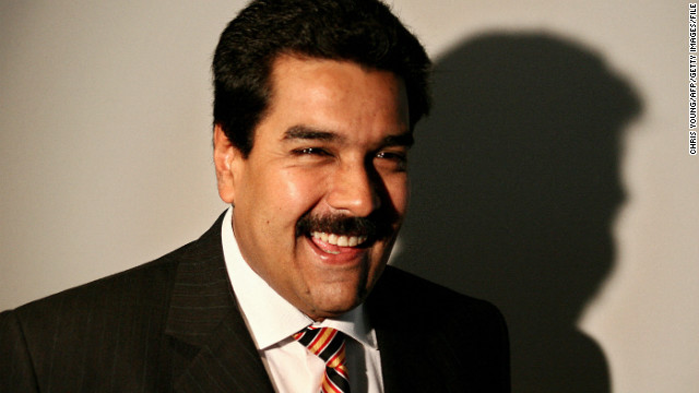 Now Vice President Nicolas Maduro is Venezuela's interim leader.