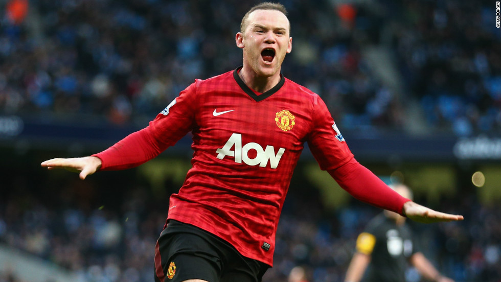 Wayne Rooney had put United 2-0 ahead inside half an hour, with the 27-year-old becoming the youngest player to score 150 goals in the English Premier League.