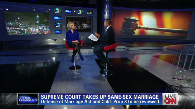 Supreme Court takes up same-sex marriage