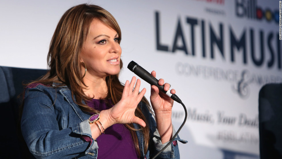 Rivera attends the Billboard Latin Music Conference in April 2012.