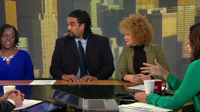 CNN documentary examines racial identity