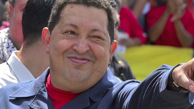 Hugo Chavez: Cancer has returned