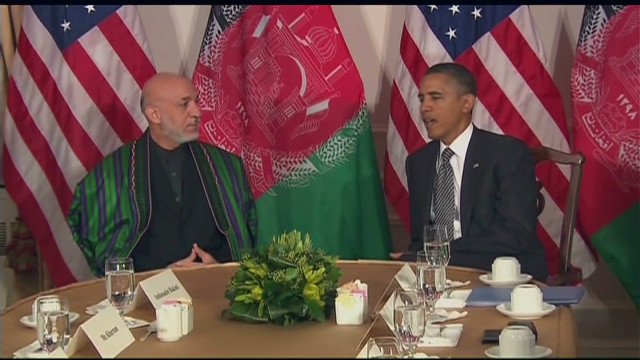 McKeon: It's tough to work with Karzai