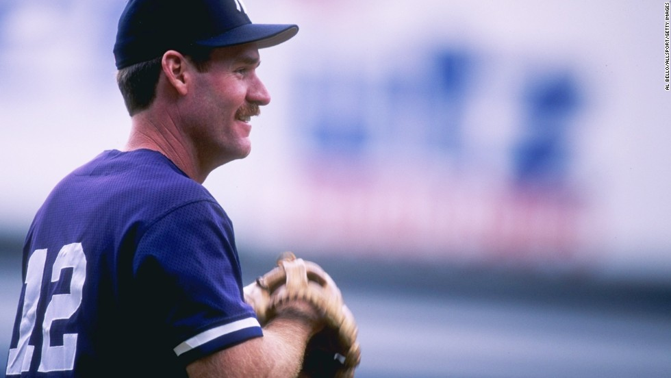 The poultry may have paid off. Superstitious to the point of eating chicken before every game, the Omaha, Nebraska-born Wade Boggs didn't enter the major leagues until he was 25. Still, he was able to amass 3,010 hits (making him No. 26 all time) in his 18 years as a third baseman for the Red Sox, Yankees and Devil Rays. Though the eight-time Silver Slugger was better known for his offense, he twice earned Gold Glove honors. In 2005, he became a first-ballot Hall of Famer with 92% of the vote.