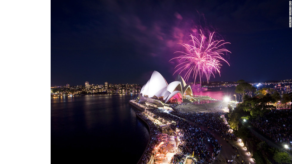 Sydney Harbour is world-renowned for its spectacular New Year's firework show, but event organizers say this year's event will be even better thanks to the top-secret pyrotechnic effects they have in store.