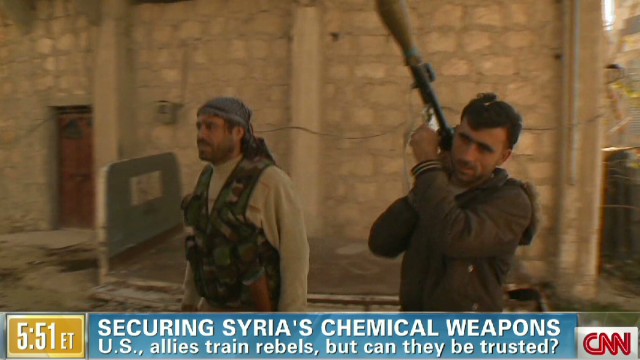 Syrian uses sugar, scraps to make bombs