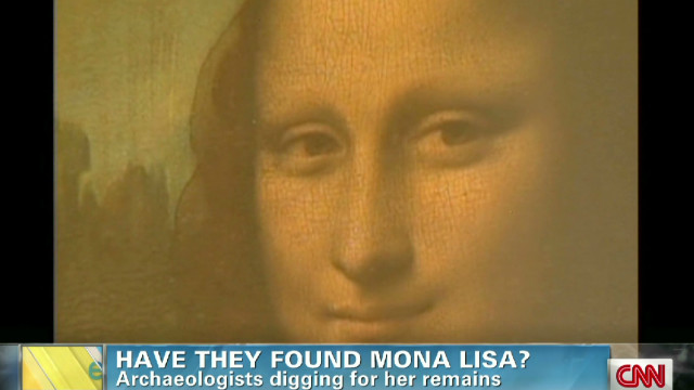 Have they found 'Mona Lisa'?