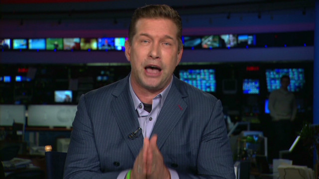Stephen Baldwin was arrested in December on charge of failing to file taxes in 2008, 2009 and 2010.