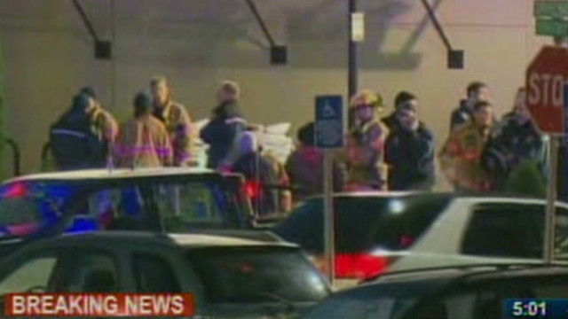 Woman: Thought shooter was in flash mob