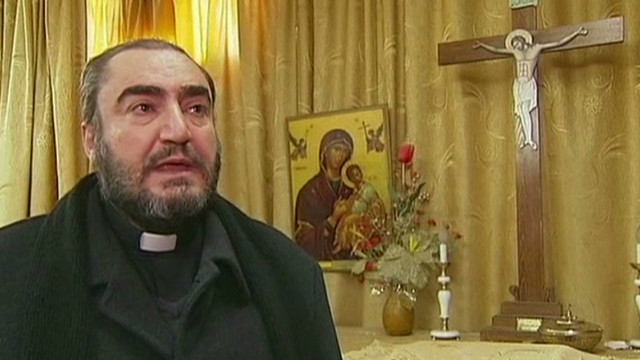 Religions caught in Syria crossfire