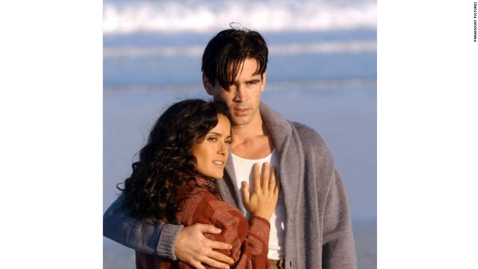"""Ask The Dust"" (2006), starring Colin Farrell and Salma Hayek."