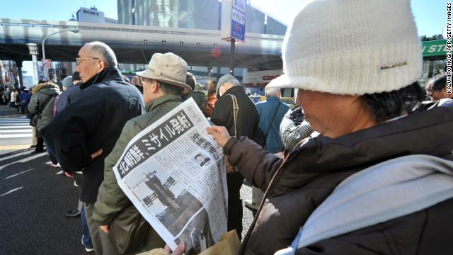 North Korea launch sparks global anger