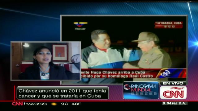 cnnee osmary hernandez health chavez venezuela _00020703