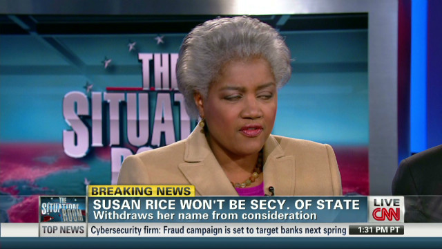 Brazile: Rice was attacked viciously