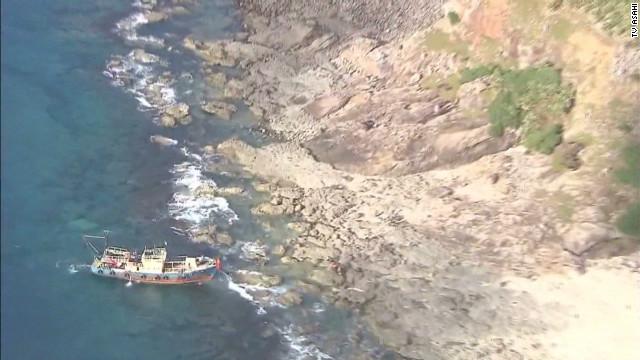 Japan: China plane near disputed islands