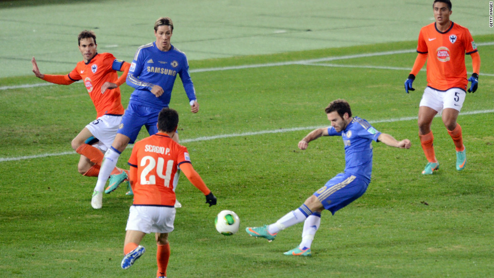 Corinthians will play European Champions League winners Chelsea in Sunday's final. Chelsea reached the final after beating Mexican club Monterrey in Yokohama, with Juan Mata scoring the opening goal for the English Premier League side in a 3-1 win.