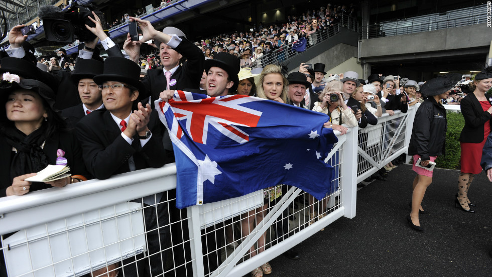 Win or lose on Saturday, one thing is certain -- Black Caviar has already cemented her place in the hearts of Australians, with thousands cheering her on at Ascot.