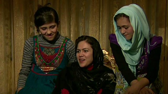 Meet Afghanistan's future