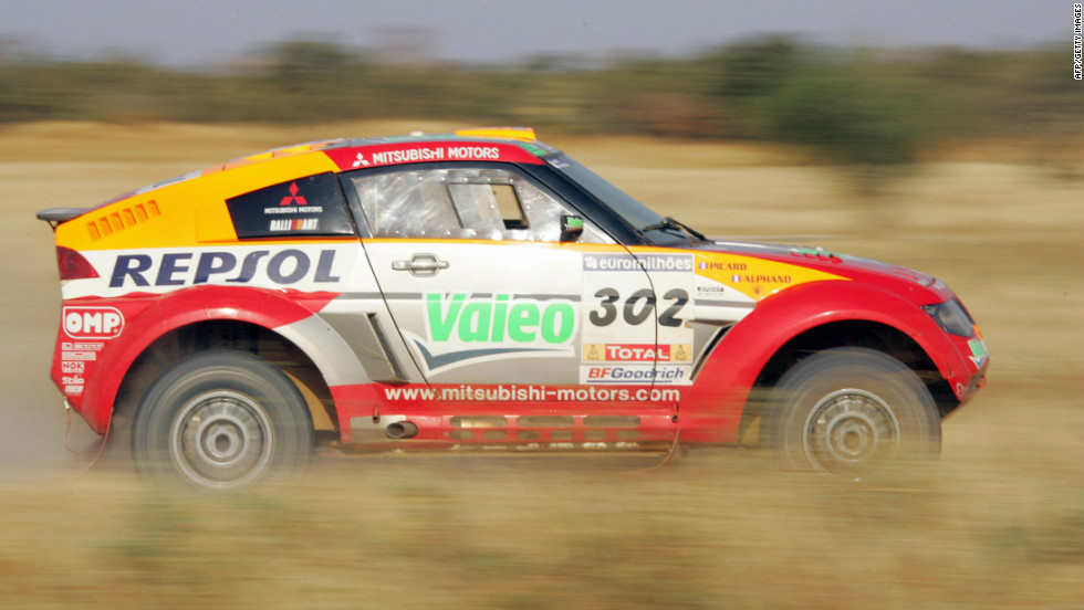 2006 Dakar Rally - Wikipedia
