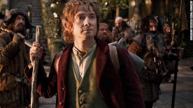 "Parts of Peter Jackson's ""The Hobbit"" were shot at 48 frames per second."