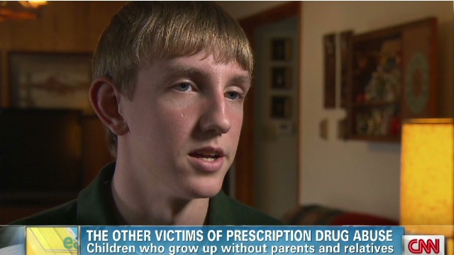 Parents lost to prescription drug abuse