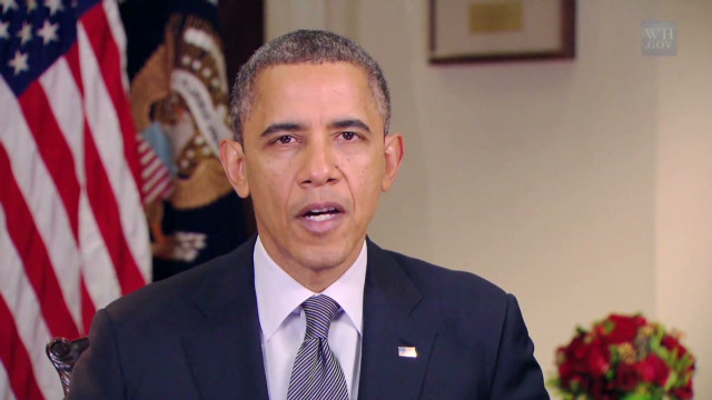 Obama: 'We have to come together'