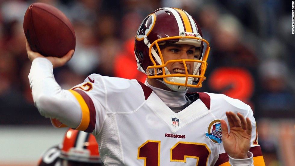 In his fourth NFL season, Cousins finally won the starting spot from Robert Griffin III and led the Washington Redskins to the playoffs in 2015. The timing was good, as Cousins' contract was up, prompting a one-year, $19.95 million deal from the 'Skins.