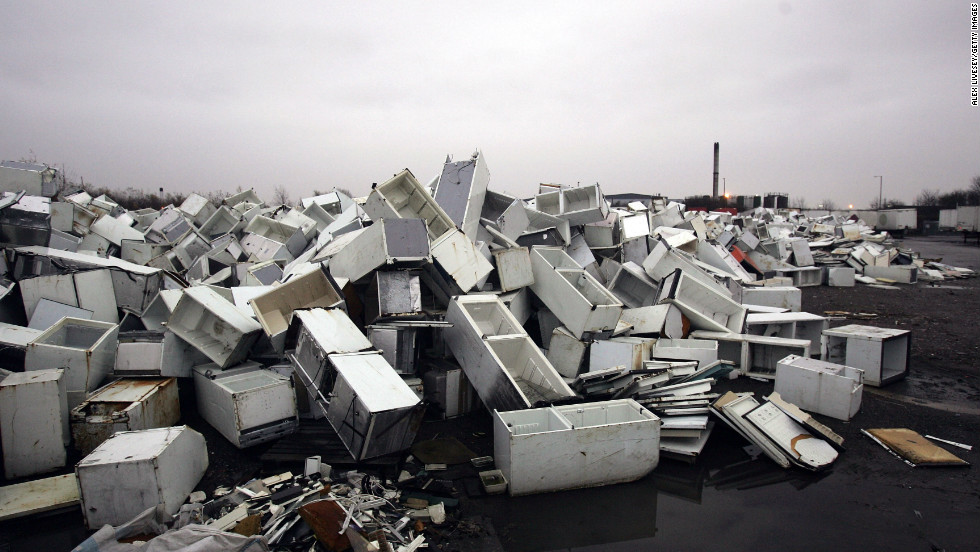 In South Africa, police have had to issue regular warnings following the development of a somewhat hazardous tradition of throwing fridges out of household windows during the New Year's holiday. <br /><br />A similar practice of chucking unwanted goods out windows, including old TV sets, was common in Italy but is now, gratefully, extinct.