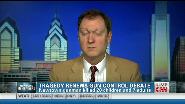 Tragedy renews gun control debate