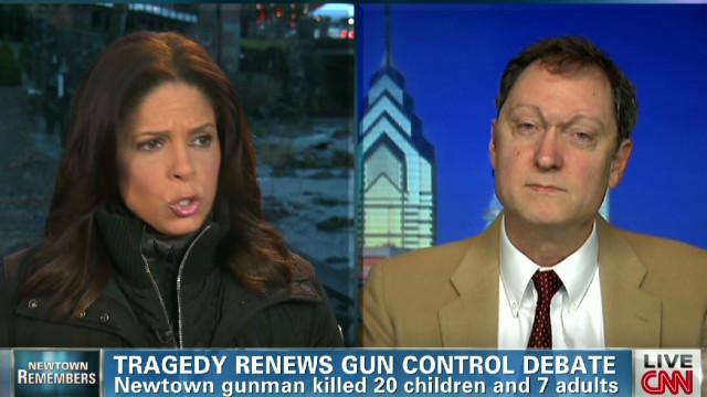 The case for less gun control