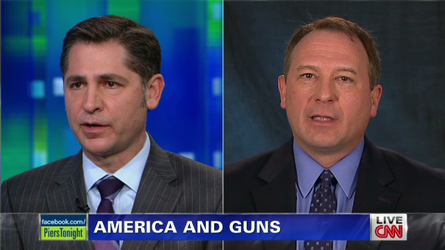 Dan Gross and Steve Dulan on gun control