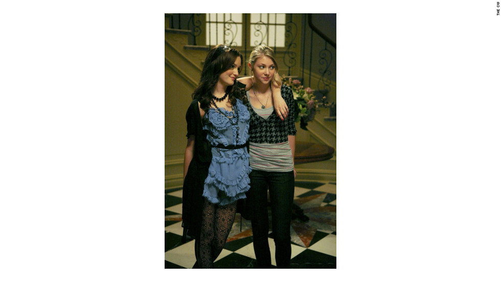 "In the first season, Blair was the queen bee of the girls attending a ritzy private school, and Jenny Humphrey was the not-so-innocent striver from Brooklyn. The way ""LIttle J"" gamely handled Blair's increasingly adult challenges was a sign of things to come."