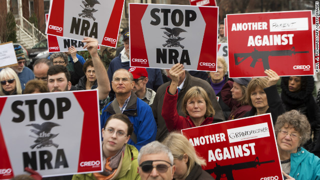 Latest massacre heats up gun debate