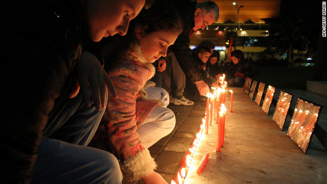 International condolences for Sandy Hook
