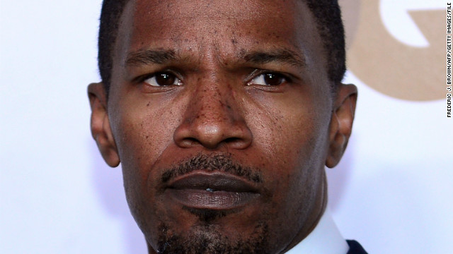 Jamie Foxx: Get the guns off the street