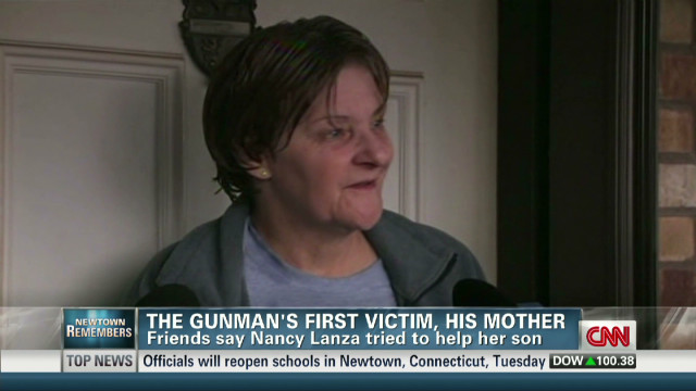 Shooter's mom kept guns for defense