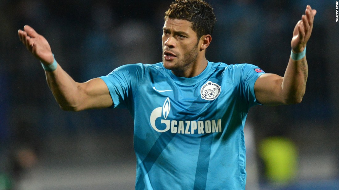 "Zenit St. Petersburg's Brazilian striker Hulk has recently said racism happens at ""almost every game"" in the Russian league. Hulk had been named in the team of draw assistants for Saturday's event, which also included the likes of Brazilian great Ronaldo, Uruguay's Diego Forlan, Fabio Cannavaro of Italy and Cameroon's Samuel Eto'o, but FIFA said Friday due to his club commitments the Zenit star had been replaced by former Russia captain Alexey Smertin."