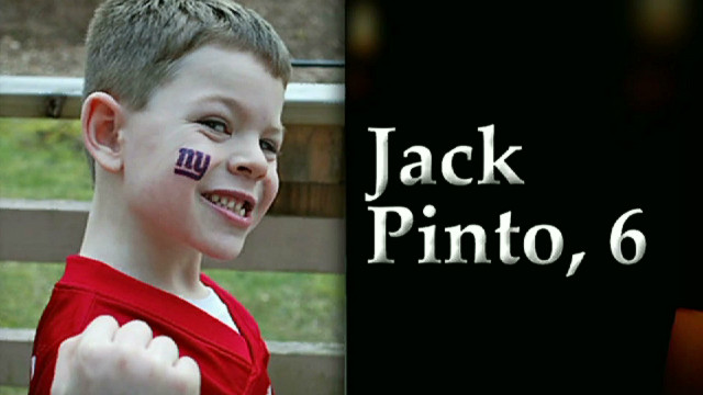 exp erin ct shooting newtown remembers six year old jack pinto kyung lah_00020829