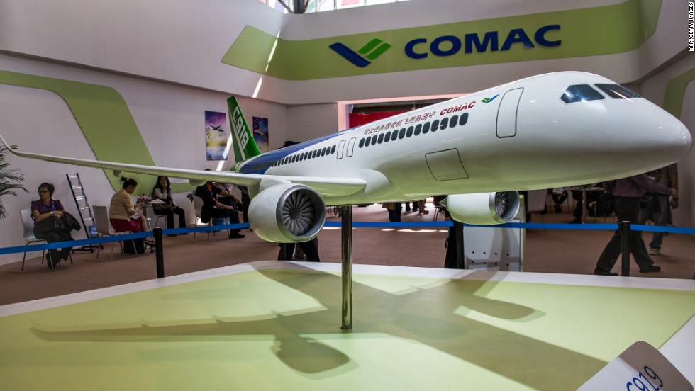 Anyone who thinks China won't be a major global player for aircraft, lessors and finance, think again. 2012 was a year when China's ambitions expanded with more orders for the C919.