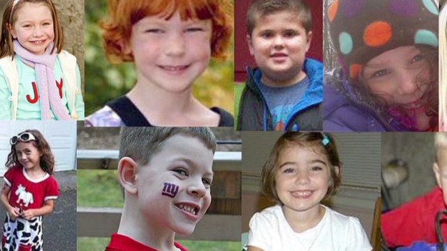 "Newtown resident: ""We're still mourning"""