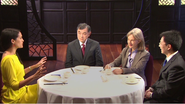 On China: Pivot to Asia