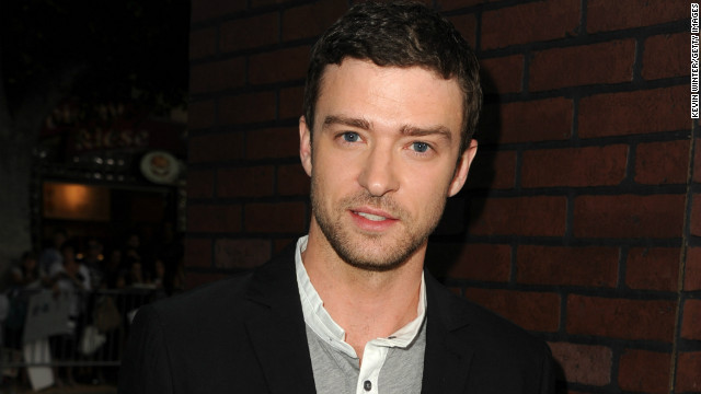 Homeless man to Timberlake: Visit me