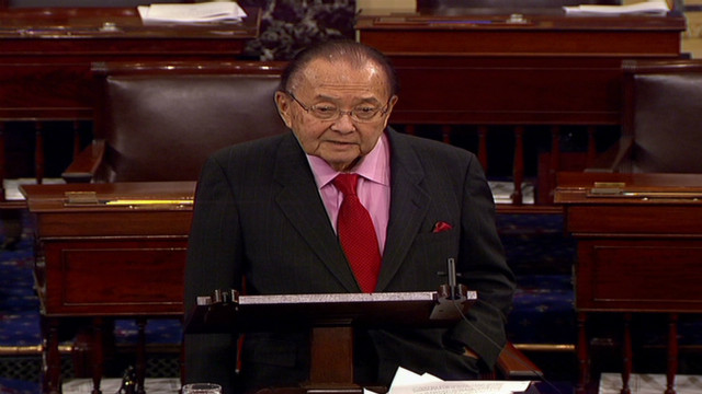 2011: Inouye remembers Pearl Harbor