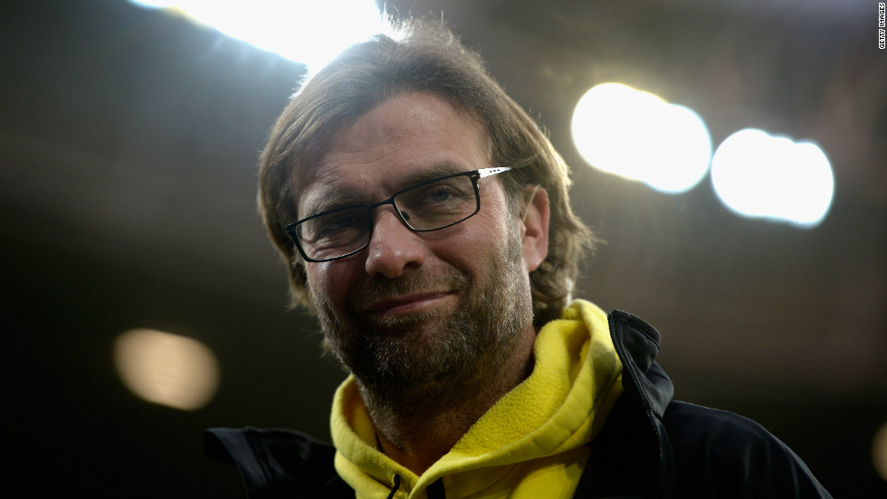 Borussia Dortmund's charismatic coach, Jurgen Klopp, is renowned for his energetic touchline persona. According to the dean of Edinburgh University's business school, Professor Ian Clarke, senior business figures could learn from the passion displayed by the likes of Klopp.