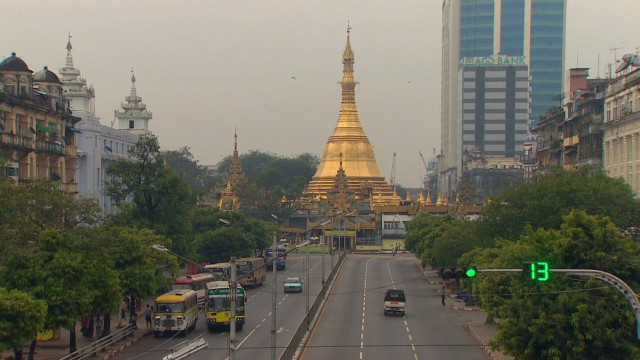 Economic potential in Myanmar