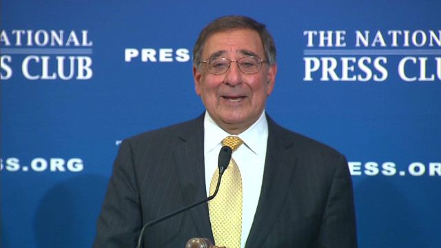 Panetta jokes about Petraeus