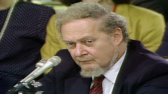 1987: Senate rejects Bork nomination