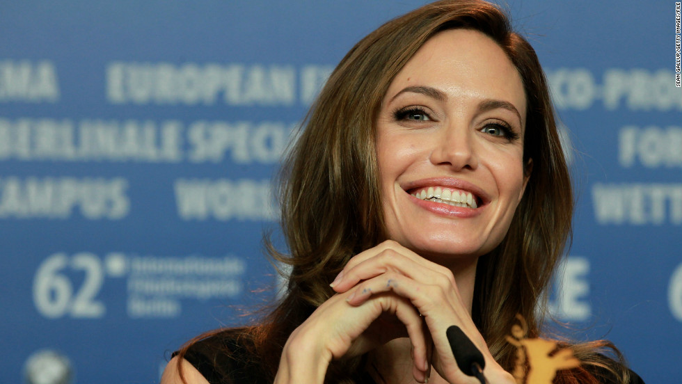 "You were more likely to spot  Angelina Jolie on a humanitarian mission than a red carpet this year, but one exception would be her promotional work for <a href=""http://marquee.blogs.cnn.com/2011/12/09/how-pitt-helped-jolie-make-screenwriting-debut/?iref=allsearch"" target=""_blank"">the film she wrote and directed, ""In the Land of Blood and Honey."" </a>"